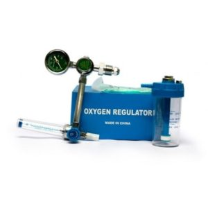 Oxygen Regulator Vertical