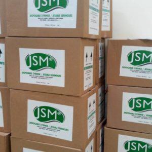 JSM syringes
